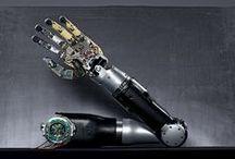 bio-ionique - bionic prosthetics