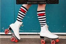 Some cute roller skates ♥
