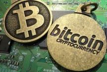 DIGITAL CURRENCY BITCOIN / Bitcoin is type of digital currency in which encryption techniques are used to regulate the generation of units of currency and verify the transfer of funds, operating independently of a central bank