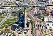 Aerial Photography: Commercial / Great aerial shots of commercial buildings