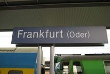 Frankfurt Oder - Frankfurt nad Odra !!! :)