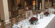 Festive Weddings at Tankardstown / A selection of Festive Christmas Weddings held at Tankardstown House