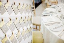 Wedding Table Plans ❤ / Some table plans designed especially for Weddings here at Tankardstown.