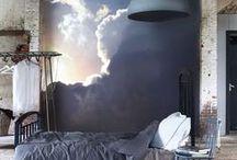 Living: Blue bedroom