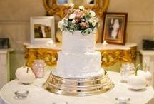Wedding Cakes ❤ / A collection of unique wedding cakes at Tankardstown. Our dedicated wedding coordinator is on hand to assist with the organisation of your wedding day. Please call us on 0419824621 or email weddings@Tankardstown.ie to arrange a viewing.