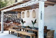 Living: Sheds and porches / Stylish outdoor buildings