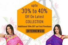Saree / Indian Fashion #saree online shopping by SPECTRAHUT.COM