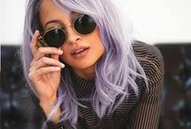 Style: Pastel hair / Hair colour inspiration, I dyed my hair lilac and love it!!