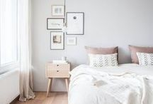 Living: bedroom ideas / I'm about to redecorate my bedroom, these are some of the ideas I have