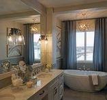 Calbridge Homes / Add custom drapery and window coverings in your custom built Calbridge home.