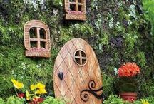 Our Favourite Magical Fairy Gardens / A pick of our favourite magical fairy garden images to inspire you...