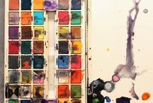 Color Combination / by Raquel Fernandes