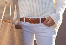 Simply Chic  / Simple but elegant outfits, among similar things.