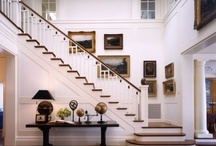 Foyers, Entry & Stairs / by Andrea Benson Morse