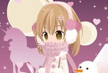 セルフィコーディネート2012-3 冬のおでかけ♪