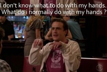 How I met your mother / by Jessica Mills