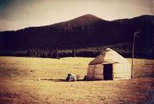 Yurt and the Nomadic Lifestyle