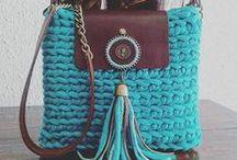 Bag Lady 2.0 / Bag design ideas that grab my fancy