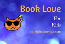 BOOKINESS and READING for Children / All about book love for children