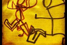 DEMİR EFE ÇAY DRAWINGS / Drawings, pictures, cartoon, illustrations,