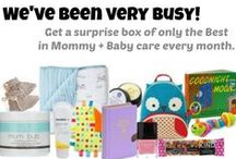 Our Boxes / Box Me Mommy | Monthly Subscription Box for Mom and Baby – The Best Products Delivered in Care Packages with Love