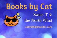 "BOOKS by Cat Michaels: Sweet T and the North Wind / ~ One winter afternoon, Tara, or Sweet T as grandma calls her, stumbles on a gift of magic that takes her on the ride of her life.  ~ Illustrated by Irene Jahns  ~ Find ""Sweet T and the North Wind"" on Amazon@  http://www.amazon.com/Sweet-North-Wind-Cat-Michaels/dp/149223897X"