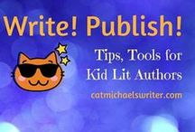 Writing, Publishing Books for Kids / Writing and self-publishing illustrated chapter books for early- and middle-graders in the digital age