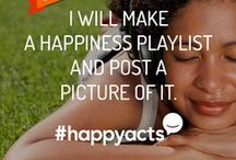 #HappyActs / For everything related to #HappyActs!