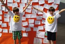 Happiness Walls / Check out the different cities we celebrated the International Day of Happiness in and thanks to your #HappyActs, it was a success!