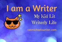 My Writerly Life / Faces, spaces, inspirations that are the stuff of my writerly life -- Writing books for young at heart & chapter books for children to help them dream big.  Bringer of smiles, love of family.  Digi-dabbler.  Always-on learner. http:// www.catmichaelswriter.com  Amazon: http://goo.gl/vF2kcn