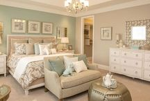 Master bedroom / Home decor, master bedroom