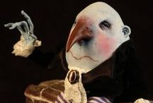 Zombienose Sculptures / Zombienose Sculptures - please follow for more!