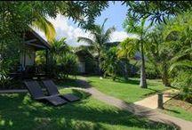 Où dormir à la Réunion dans l'Ouest / Les différents hébergements de l'île de La Réunion sur la Côte Ouest, pour tous et pour toutes les bourses.