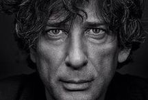 The World of Neil Gaiman: Smoke & Mirrors and Fragile Things / by Isaac Stovall
