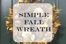 Fall / All things fall!