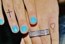 nail and tatoo