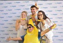 Banana Smiles / Share your banana Smile!