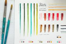 Colours that work / Palette