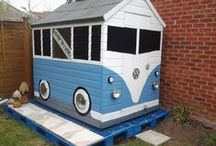 The coolest sheds around / We love a cool shed and have put together a collection of our favourite quirky, stylish and super cool sheds to share with you
