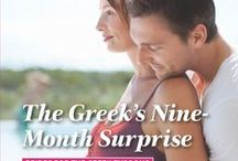 The Greek's Nine-Month Surprise / The next Stravos heir… For billionaire Niko Stravos, emotional detachment is an art form. So the last thing he expects is an out-of-character night with Sofia Moore, or the shocking consequences: he's going to be a daddy!