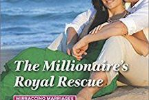 The Millionaire's Royal Rescue / Mirraccino Marriages Duet The Millionaire's Royal Rescue   Lady Annabelle DiSalvo is no pampered princess—she's come to the Mediterranean island of Mirraccino to solve the mystery of her mother's death. Grayson can't help but want to assist her. Plagued by guilt over not being able to save his ex, this is his chance for redemption. Only he absolutely cannot fall for her and risk his heart again…unless it's already too late!  #NewRelease #mystery #romance #books