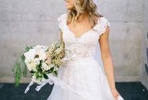 ** Hochzeitskleid Inspiration **