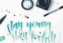 **Calligraphy**