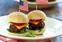 4th of July Recipes / Need ideas on what to grill for 4th of July in your vacation home? Get inspired with these easy to do recipes and enjoy it with friends and family!