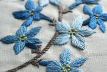 embroidery DIY / Embroidery crafts, Embroidery DIY, Embroidery hints and tips