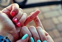 Sweet Tattoos <3 / by Lexa Hamelin