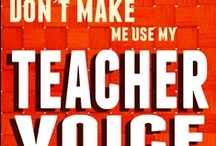 Teachers are Superheroes / by Mia Bongiovani