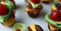 Appetizer/Snack/Tapas Recipes