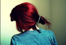 Redspiration / Going red this fall
