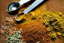 Herbs,Spices and Salt Mix Recipes